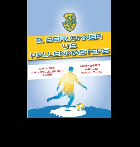 Hallenmasters Plakat