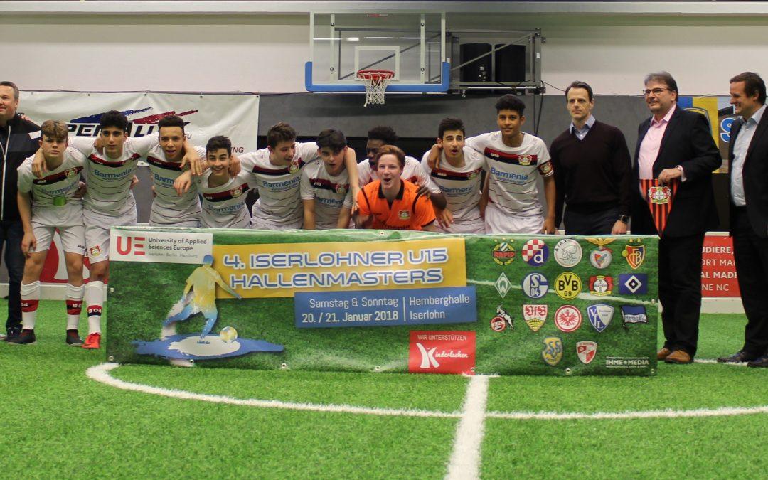 Der Titel geht an Bayer 04 Leverkusen!